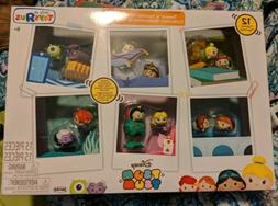 Disney Tsum Tsum Tsweet 'n Tsinister Collection Playset Toys