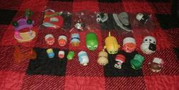 Tsum Tsum Vinyl Lot Of 17 With Accessories