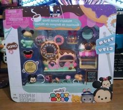 Tsum Tsums Playset Mickeys Donut Shop 16 pieces Mickey Mouse