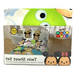 Jay Franco & Sons, Inc. Disney Tsum Tsum Twin Sheet Set