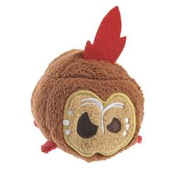 Disney USA from Moana Brown Kakamora with Feather Mini Tsum