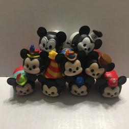 Various 90th Year Anniversary Mickey Mouse Tsum Tsum Figures