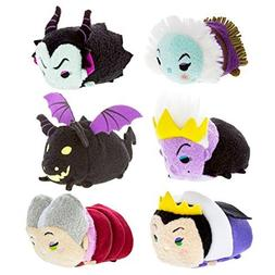 Disney Villains Party Favors Pack - Set of 4 Villains Tsum T